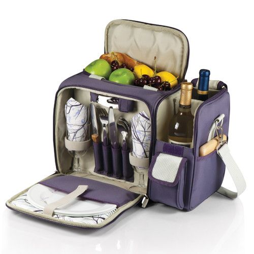 Picnic Time Malibu Aviano Picnic Cooler- Perfect for a little hike or beach day.