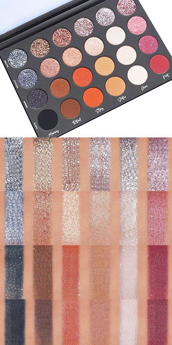 Tati Beauty Textured Neutrals Vol 1 Eyeshadow Palette