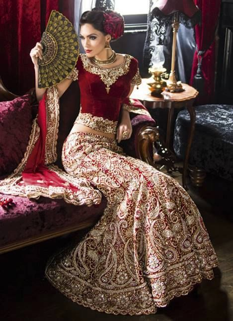 5 Stunning Indian Wedding Fashion Trends For Bride