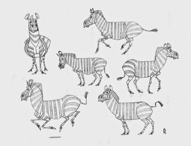 Zebra Character Design : Best images about creature design zebras on pinterest