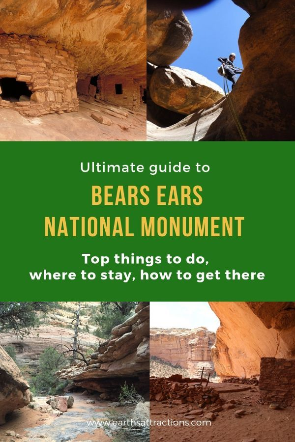 Your Complete Guide To Visiting Bears Ears National Monument National Monuments Bear Ears Utah Road Trip