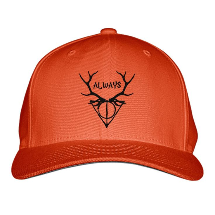 Always - Harry Potter Embroidered Baseball Cap