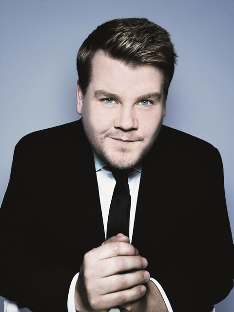 James Corden. Age 35. English actor and comedian. Well-known for Gavin and Stacey.