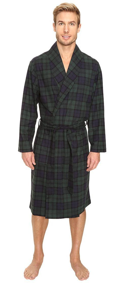 Tommy Hilfiger Cozy Fleece Robe (Spruce) Men's Robe - Tommy Hilfiger, Cozy Fleece Robe, 09T3029-302, Apparel Top Robe, Robe, Top, Apparel, Clothes Clothing, Gift, - Fashion Ideas To Inspire
