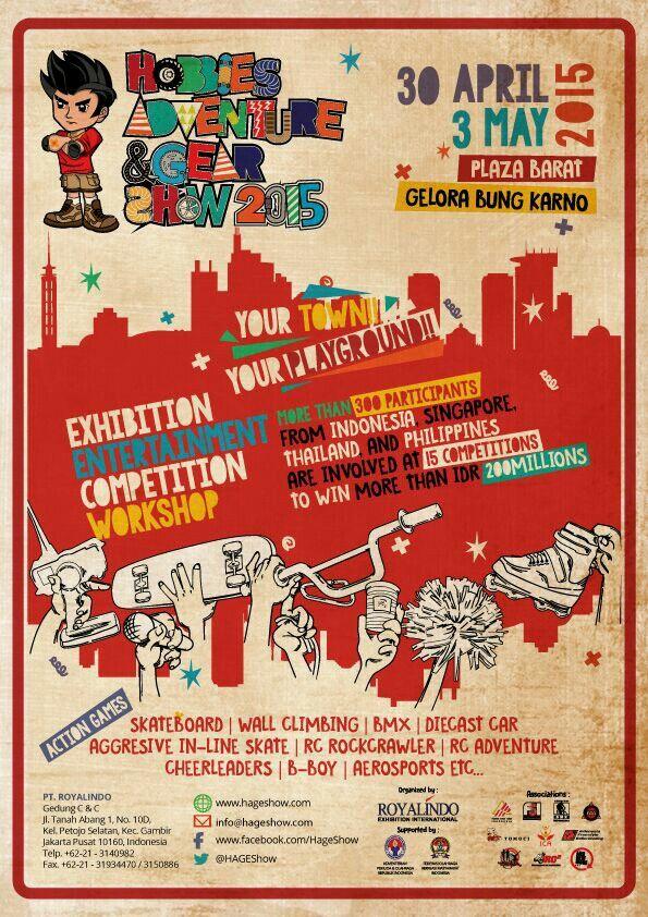 Event poster design #sukunstudio BB 54596E95
