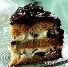 Торт «Чернослив в шоколаде» | Новость | Всеукраинская ассоциация пенсионеров