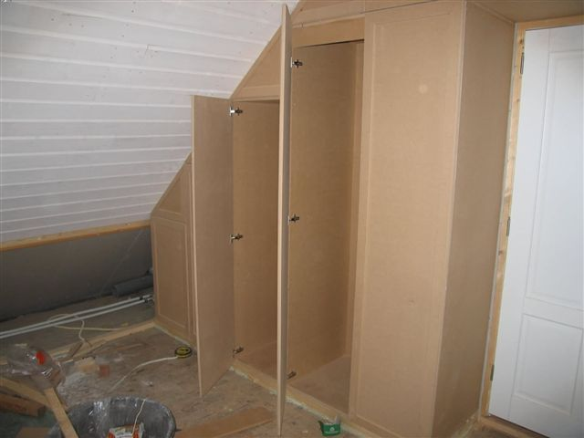 Renovatie en verbouwing zolder of vliering