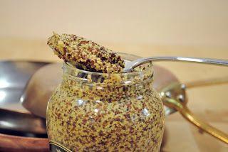 Zápisky a recepty jedné VEGETARIÁNKY: Domácí výroba - vlastní domácí hořčice