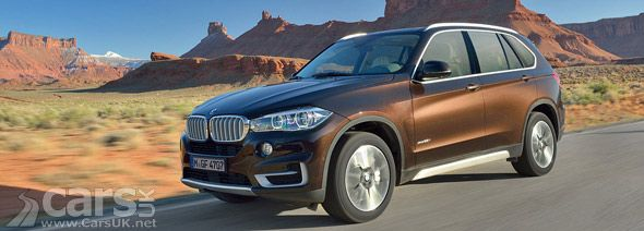 New BMW X5 Prices