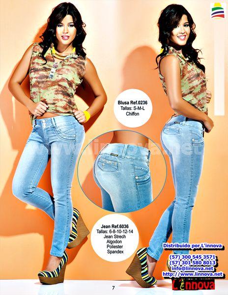 140609 - Catalogo de Jeans