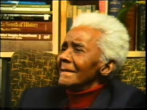 CLR James in conversation with Stuart Hall, talking about his early life in Trinidad, his migration to UK in 1932 & his first encounters with Marxist political theory.