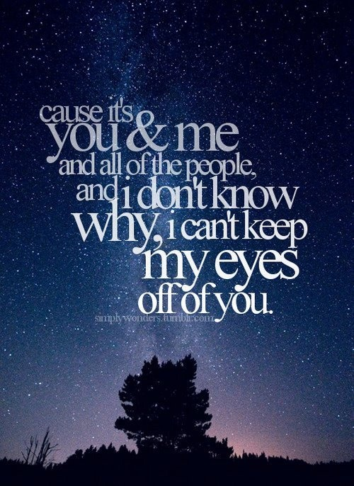 """You and Me""   Lifehouse   Lyrics   Love"