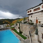 Pinakates hotel, by Dimitris Philippitzis