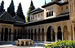 Alhambra in Granada: On-line Ticketverkauf, Führungen, Informationen, Fotografien. Granada Reiseführer