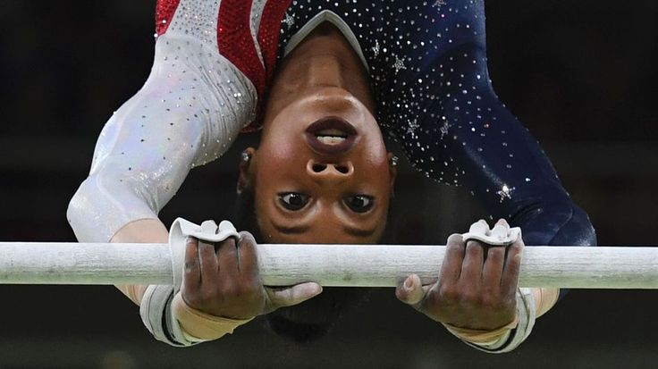 Olympics star Gabby Douglas is not defined by Rio's social media dramaFocus on the real things.  Image: BEN STANSALL/AFP/Getty Images  By Sam Laird2016-08-20 13:00:00 UTC  The stormy highs and lows of life as an Olympics star hit Gabby Douglas in full force this month in Rio de Janeiro her triumphs and tribulations alike compressed into just a few whirlwind days.  The U.S. gymnastics squad dominated the team competition last week helping 20-year-old Douglas earn her third career gold medal…