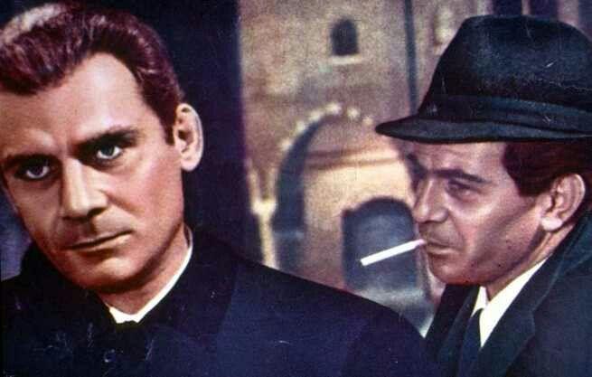 Gian Maria Volonté ed Enrico Maria Salerno - Le stagioni del nostro amore (1965)