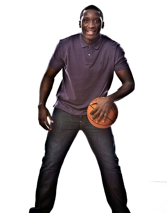 Victor Oladipo at 2014 All-Star Weekend | THE OFFICIAL SITE OF THE ORLANDO MAGIC