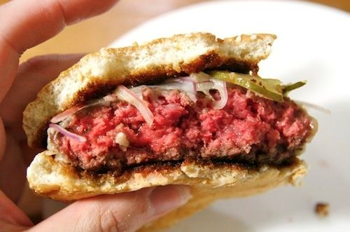 Sous-vide burgers - Now you're cooking with science!