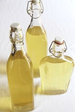 The Italian Dish  - How to Make Homemade Limoncello - hmmm.  for the limoncello cupcakes I pinned?