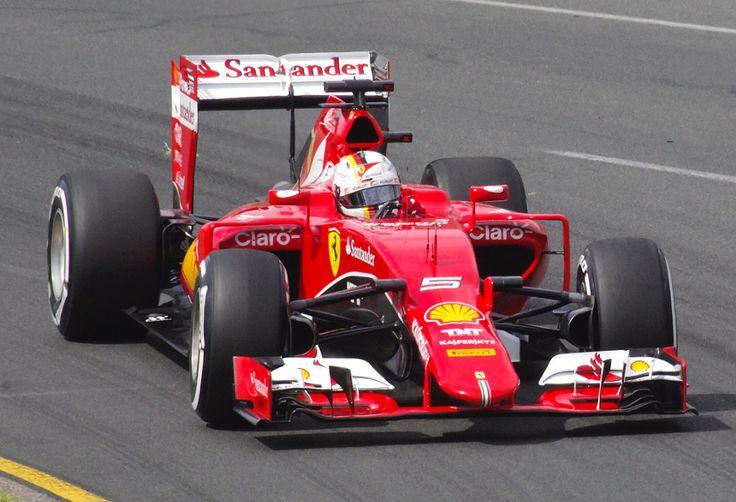 Sebastian Vettel, Australian Grand Prix, 2015 by Cole Stockman - Photo 139683935 - 500px