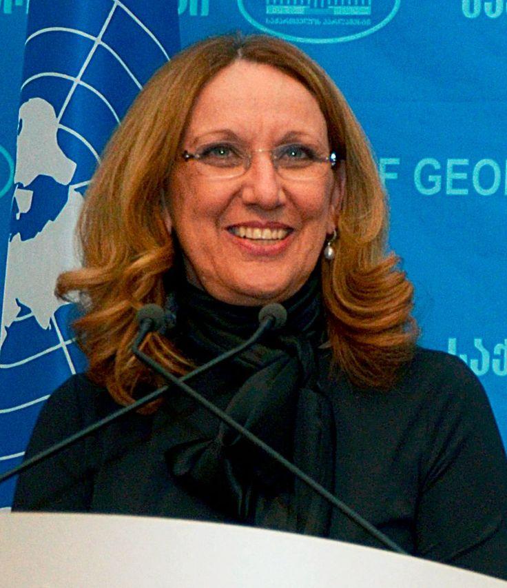 """Rebeca Grynspan: """"Pese a crisis, América Latina está en positivo"""""""