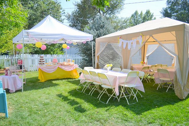 Baby Shower for summer