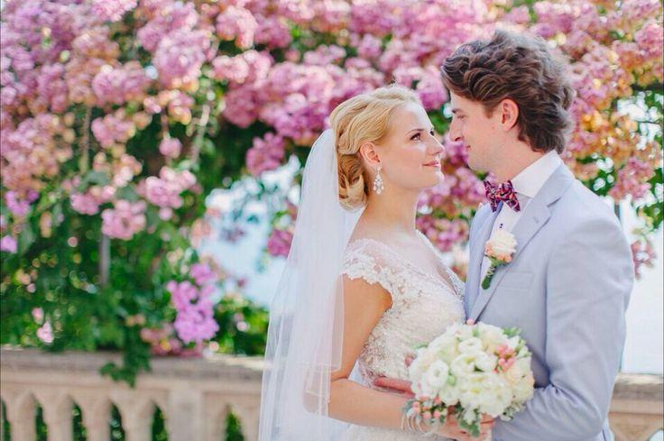 Katiuscia Minozzi - Italian Wedding Company Letizia Cordella MakeUp & Hair style