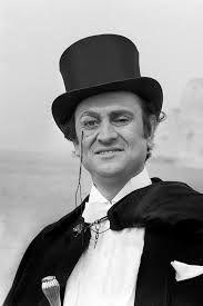 """Georges Descrières - """"Arsène Lupin"""" (1971-1974) - 26 Episodes"""