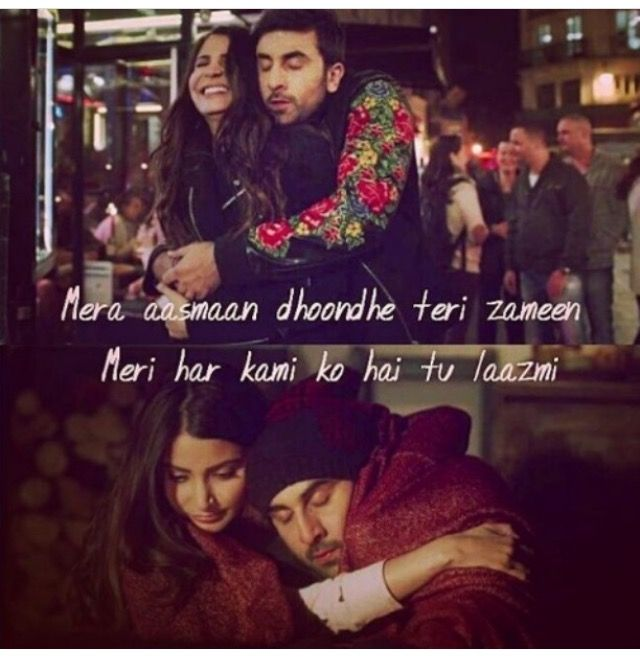 Ae Dil Hai Mushkil. Heartbreaking film, RANBIR KAPOOR AND ANUSHKA SHARMA <3