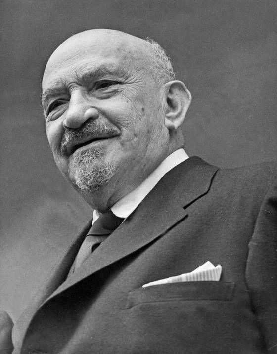 16 mei 1948 ♦ Chaim Weizmann wordt gekozen tot eerste president van Israël.