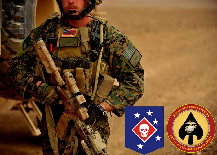 "The Legendary Past Returns. MARSOC Units Become The ""Marine Raiders"""