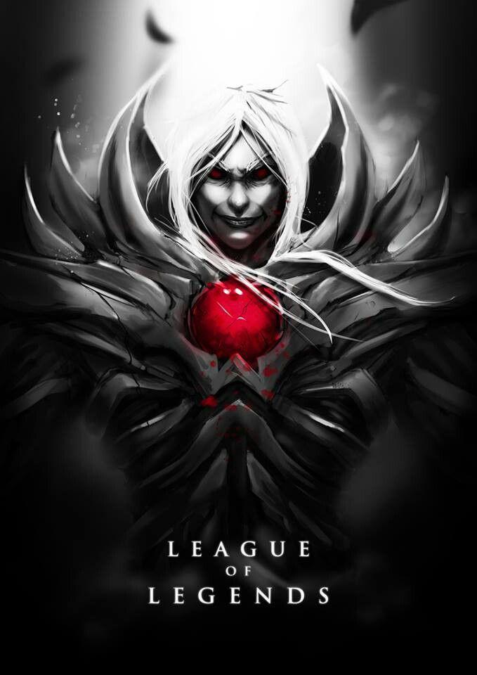 Vladimir :: League of Legends :: fan art