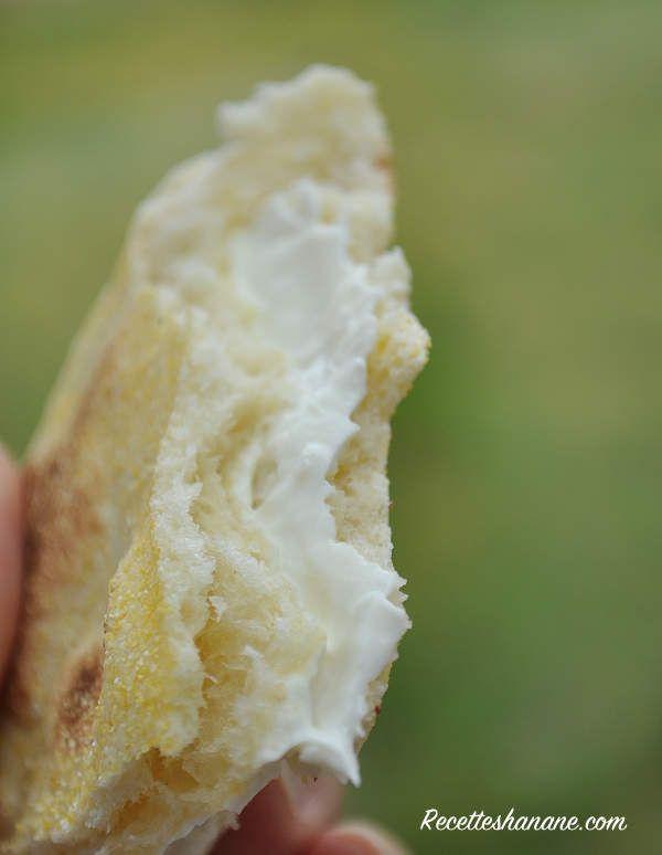 Batbout fourré au fromage