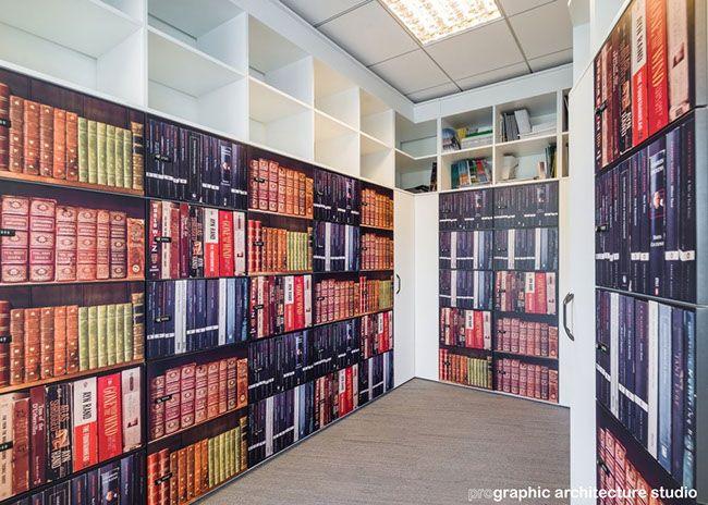 CBRE - Library locker area