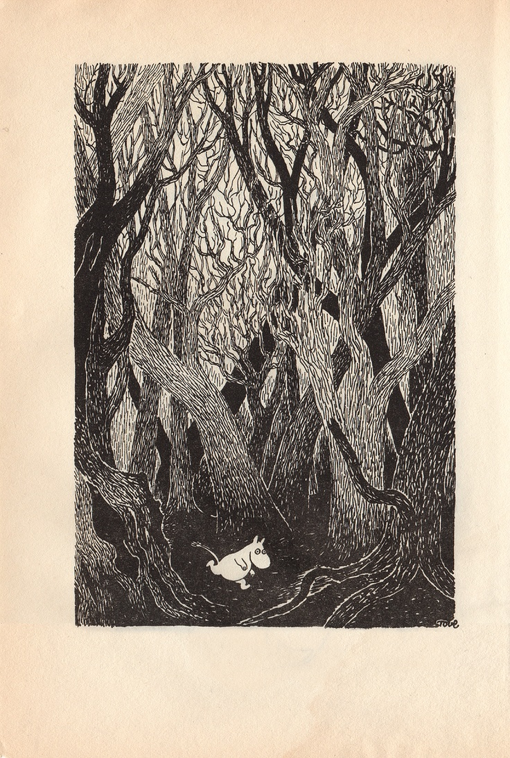 Comet in Moominland: search for the silk monkey