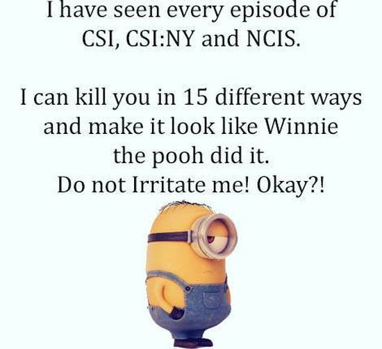 New Minions Quotes Of The Week