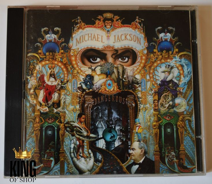 Just in, Dangerous USA album CD from 1991!  http://www.king-of-shop.com/product/dangerous-us-cd/