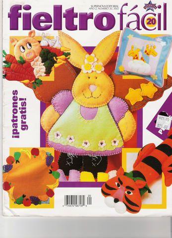Fieltro Facil 2002 n20 - REVISTAS DIVERSAS - Picasa Web Albümleri