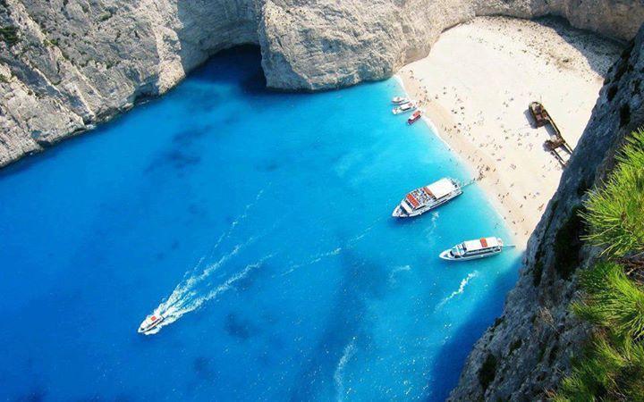 Navagio bay-Zakynthos island
