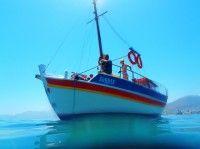 Zorbas boot chersonissos Kreta 24-05-2014