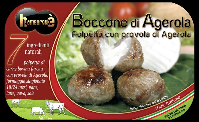 Packaging Boccone di Agerola