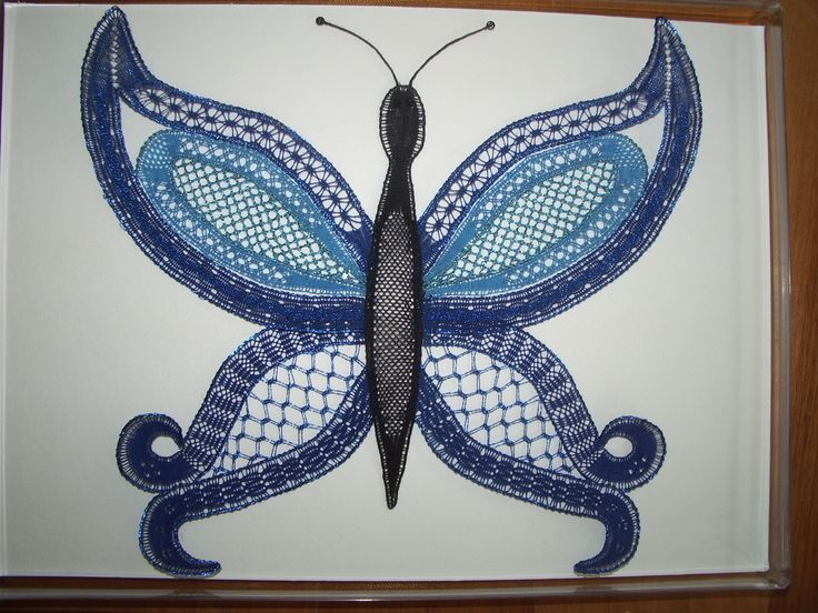 Milanees vlinder