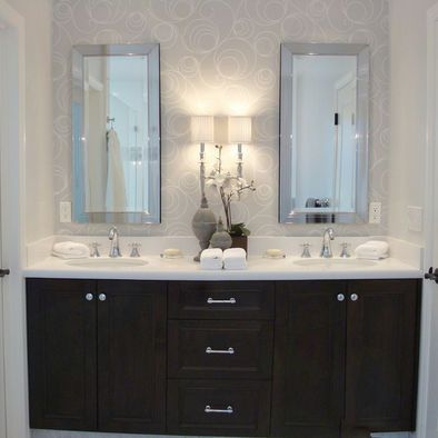 Spaces Bathroom Double Sink Design, Pictures, Remodel, Decor and Ideas - page 10
