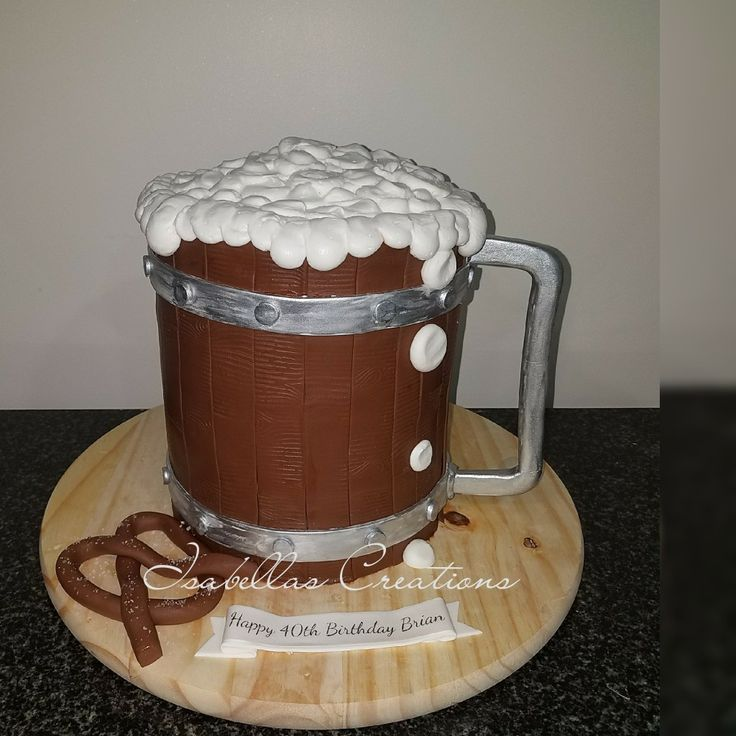 25+ Best Ideas About Beer Mug Cake On Pinterest