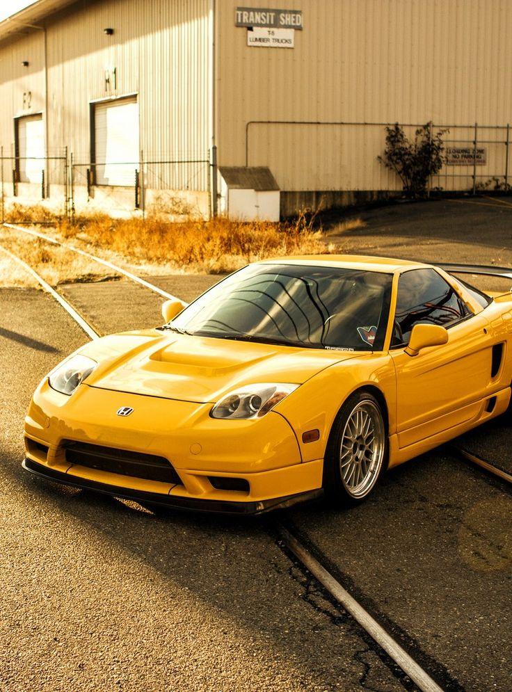 All about Honda | yellow | Honda | Dream Car | car | car photography | sheer driving pleasure | Schomp Honda