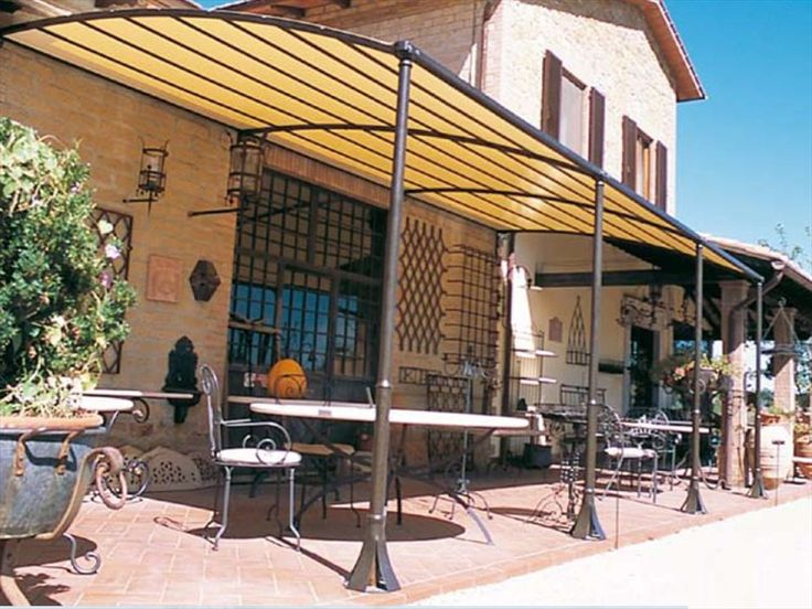 Pérgola de hierro Colección Antigua by BT Group