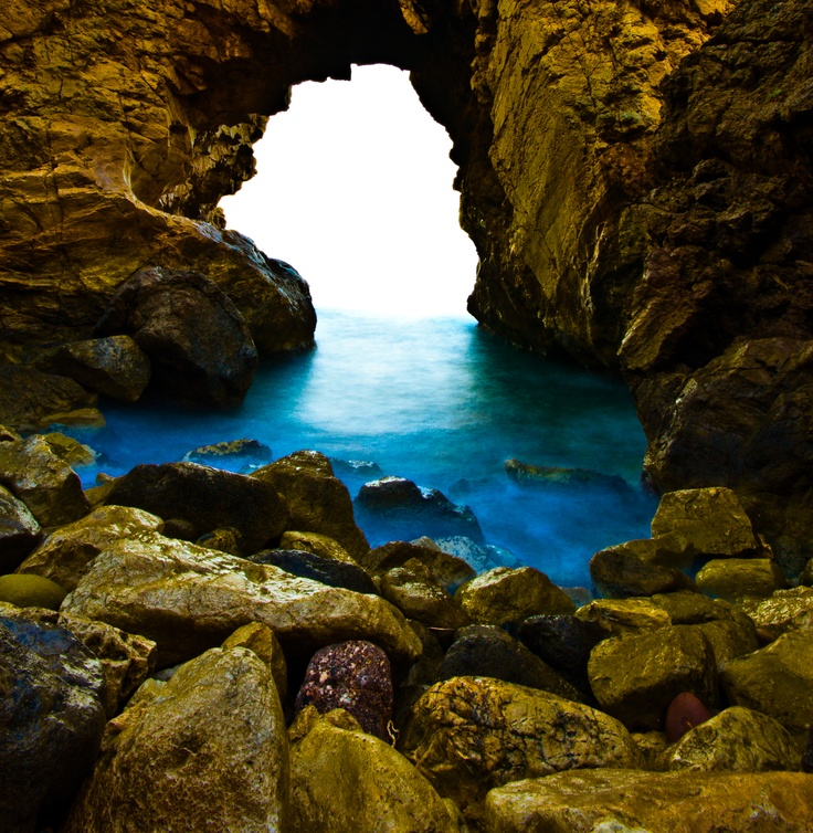 Blue Water Cave