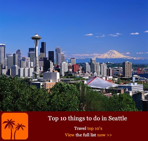 Best Seattle Images On Pinterest Things To Do In Washington - 10 things to see and do in seattle