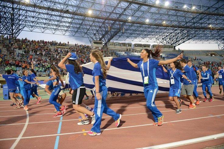ΚΑΡΟΛΟΣ ΣΑΡΓΟΛΟΓΟΣ: 6ο Ευρωπαϊκό Πρωτάθλημα Εθνών Στίβου 1ης κατηγορίας