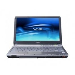 Take a load off your shoulders when you're racing for your plane with the sleekly designed and ultra-portable Sony Vaio VGN-TXN27N/B notebook PC1234.